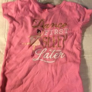 Girls shirt 12 months